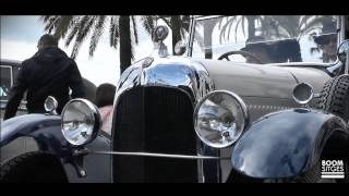 preview picture of video 'Rallye Internacional de coches de epoca barcelona sitges 2015'