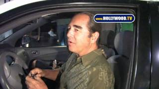 Beau Bridges At Katsuya Restaurant In Hollywood