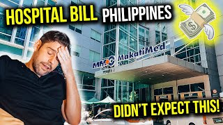 HOW MUCH did my SURGERY cost? Medical Bill of PHILIPPINES TOP HOSPITAL