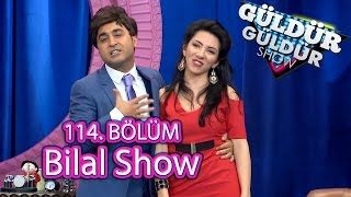 Güldür Güldür Show 114. Bölüm, Bilal Show Skeci