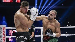 Badr Hari VS Rico Verhoeven Full Fight #COLLISION2 Glory Kickboxing