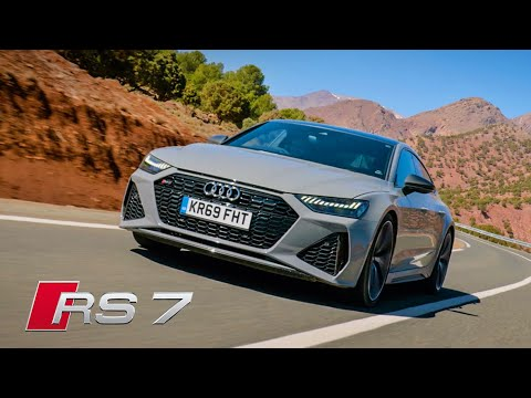 External Review Video g9owvTBTJdQ for Audi A7, S7, RS7 Sportback Sedan (2nd gen, Typ 4K8)