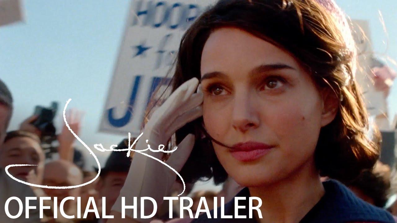 Trailer för Jackie