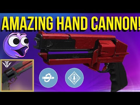 This Hand Cannon Is A MONSTER! - Destiny 2 Season Of Opulence