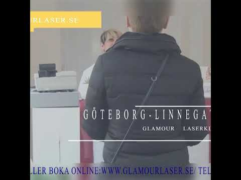 Microneedling hos Glamour Laser på Linnégatan