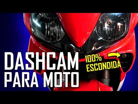 CÁMARA DE SEGURIDAD para MOTO [Análisis] DASHCAM DOBLE - GRABALO TODO HD Mp4 3GP Video and MP3