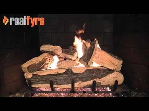 Peterson Real Fyre Rugged Split Oak Gas Logs