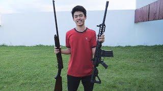 ปืนลูกซองออโต้ ใหม่ VS เก่า60ปี อันใหนจะพังก่อนกัน!!