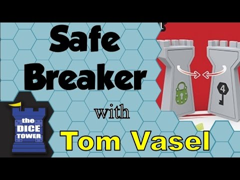 Dice Tower Reviews: Safe Breaker