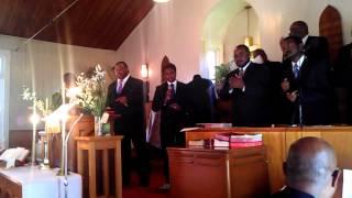 MTA bus operator sings in church