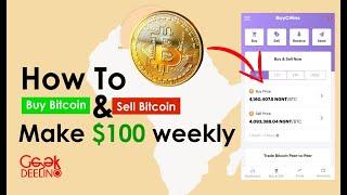 Wo kann ich mein Bitcoin in Nigeria handeln?