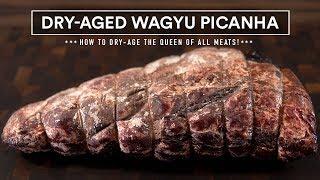 Dry-Aged WAGYU PICANHA...OMG!