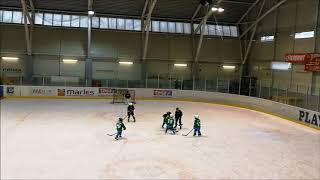 Hokej Šola Turnir Zalog 11.11.2017, ekipa U-7