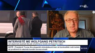 Speciale - Intervistë me Wolfgang Petritsch 06.07.2020