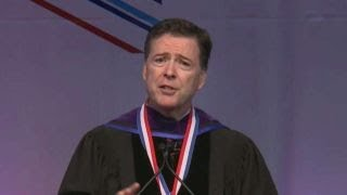 James Comey gets rough reception at Howard University
