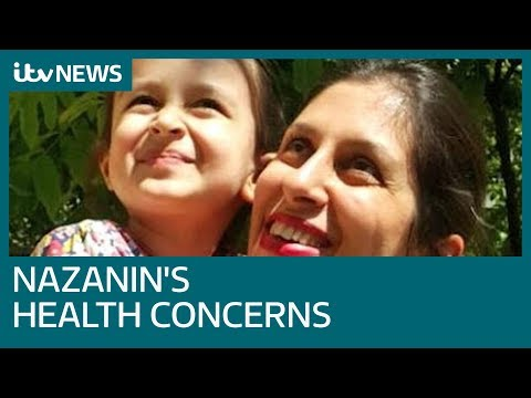 Nazanin Zaghari-Ratcliffe taken to Iranian clinic after panic attacks and