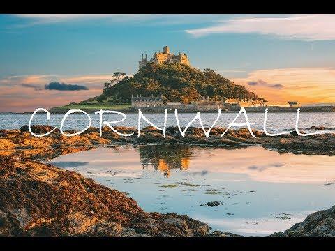 CORNWALL 4K Stunning Footage I Drone & Galaxy S8