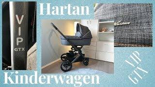 Unser neuer Kinderwagen // Hartan VIP GTX