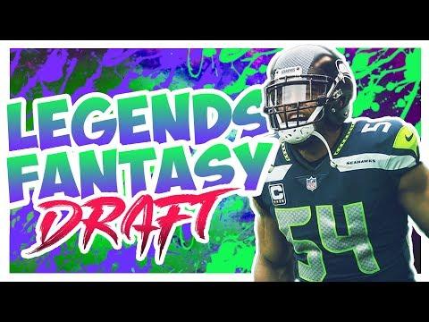 Drafting Bobby Wagner - Madden 20 Legends Connected Franchise