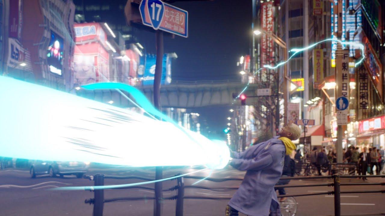 Jaden Smith — Goku