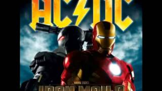 AC/DC - Iron Man 2 - 14 - Cold Hearted Man
