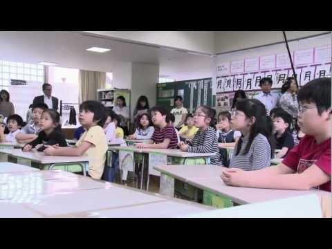 千代田小学校での「味覚の授業」
