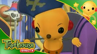 Rolie Polie Olie - Mutiny on the Bouncy / Roll the Camera / Pappy's Boat - Ep.5
