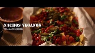 Receta de Nachos al horno veganos con Alex - Felicidades Mama!