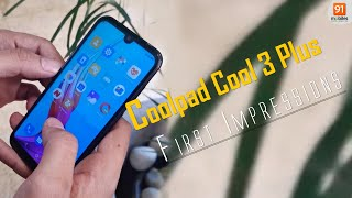 Coolpad Cool 3 Plus 32GB