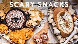 3 HALLOWEEN Party Snacks - Honeysuckle