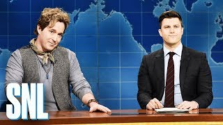 Weekend Update: Jules on the Oscars - SNL