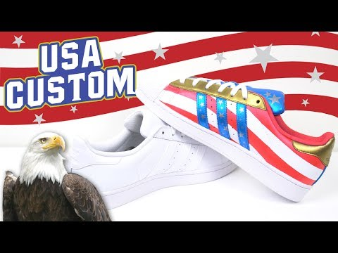 All American Superstar - Customs With Vick?