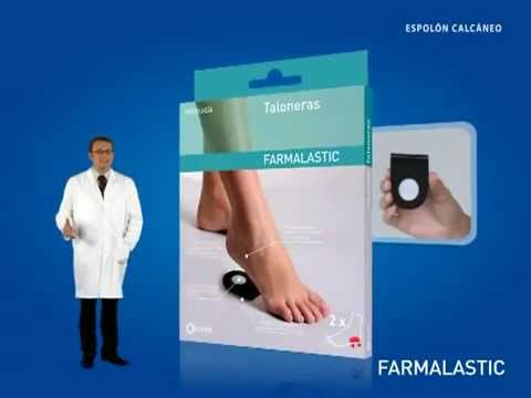 Podologia Somosfarma - Farmalastic Talonera Espolón Calcáneo