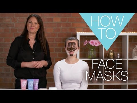 HOW TO APPLY FACE MASKS LIKE A PRO | HOW TO TUTORIAL