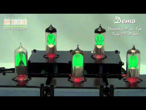 Universal Magic Eye Tube VU Meter / Bausatz