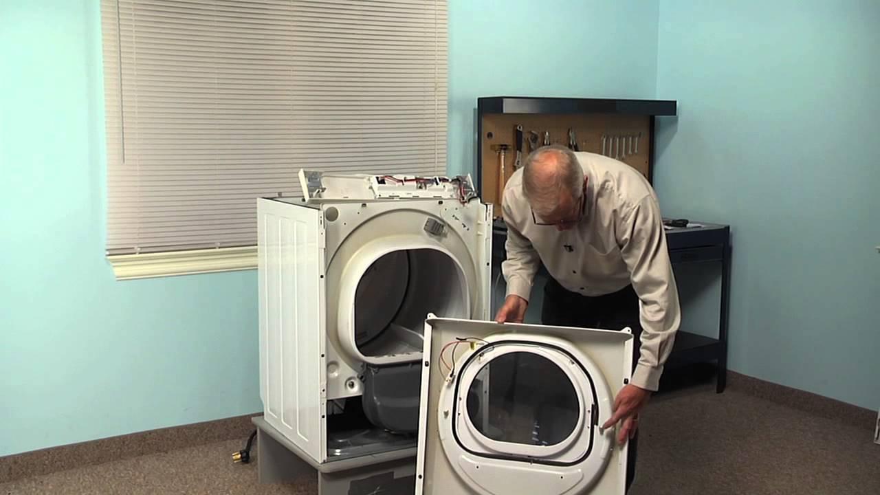 Replacing your Frigidaire Dryer Door Catch