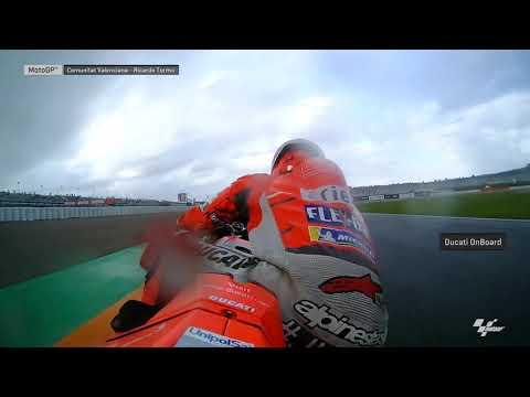 Ducati OnBoard: 2018 Gran Premio Motul de la Comunitat Valenciana