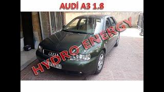 AUDİ A3 1.8 ambiante hidrojen yakıt tasarruf sistem montajı