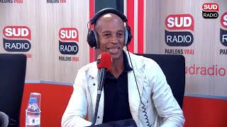 Interview | Retour sur l'interview de Stéphane Diagana chez Sud Radio
