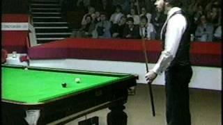 John Virgo Snooker Impersonations BBC 1984