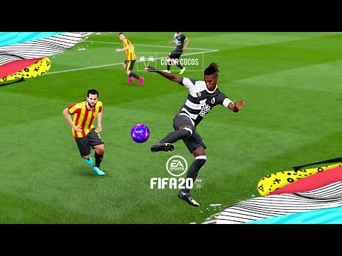 FIFA 20   SKILLS AND GOALS COMPILATION   Leftovers #2