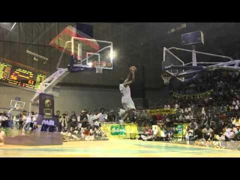 0 Concours de dunk Allstar Gasy