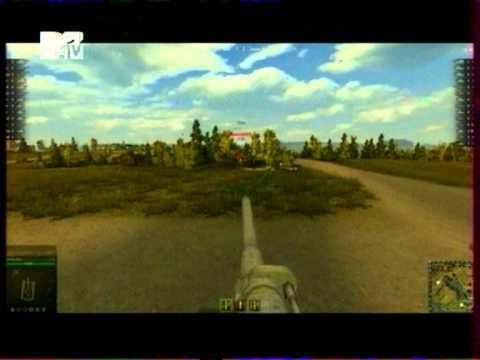 Икона видеоигр. Мир танков. 1-часть