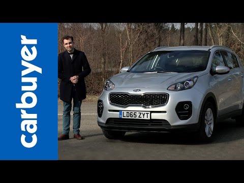 Kia Sportage SUV 2016 review