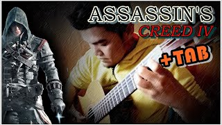 Assassin's Creed IV - BLACK FLAG - Classical FIngerstyle Guitar Cover