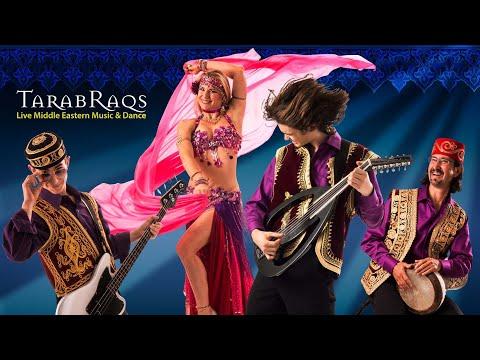 TarabRaqs Mid East Music & Belly Dance 2014 Reel Shashkin