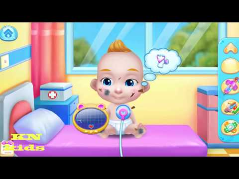 Fun Little Baby Boss Care -  Naughty Little Baby Care, Doctor, Bath Time,Care Kids Games for Girls