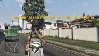 GTA ONLINE guerra na sessão publica muita zoeira | 1v1's | Treta