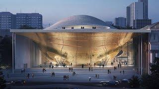 Zaha Hadid Architects Sverdlovsk Philharmonic Concert Hall
