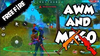 AWM & MP40 OP COMBO IN RANDOM DUO MATCH - TONDE GAMER